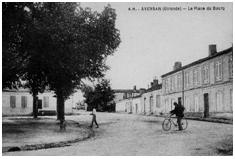 bourg avensan